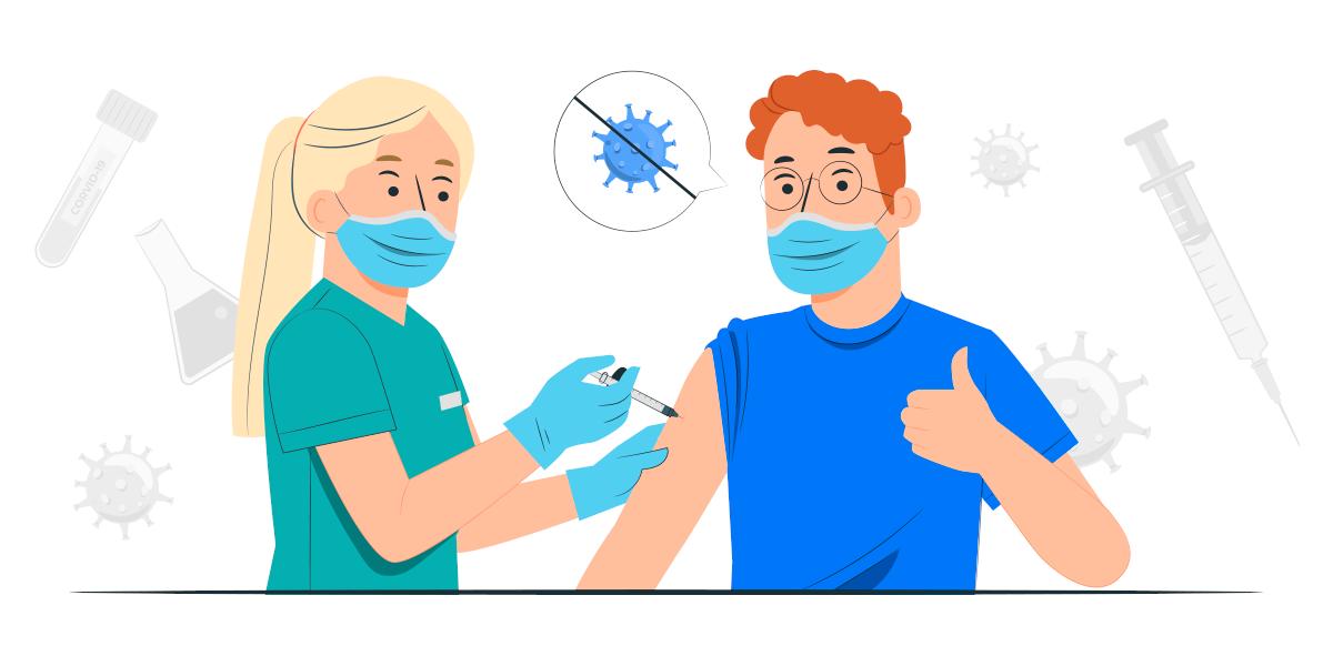 Не ждите третьей волны: вакцинируйтесь от COVID-19